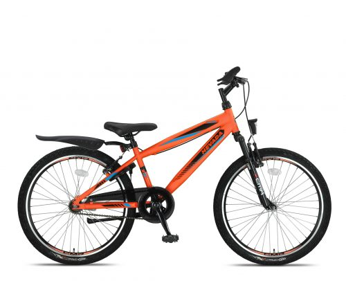 Altec Nevada 24inch Jongensfiets Neon Orange