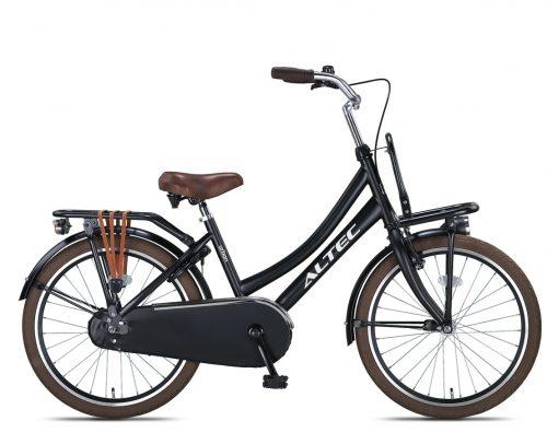 Altec Urban 22 inch Transportfiets Zwart