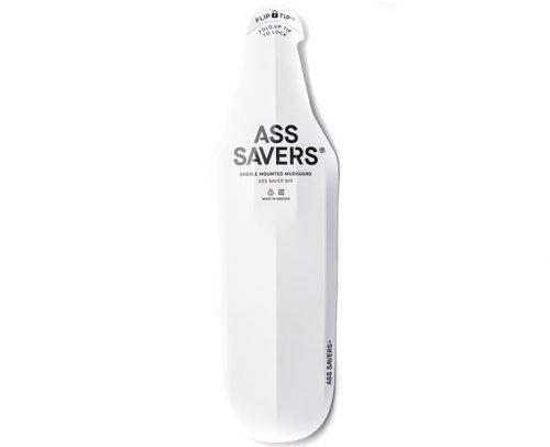 Ass Savers Big Spatbord - Wit