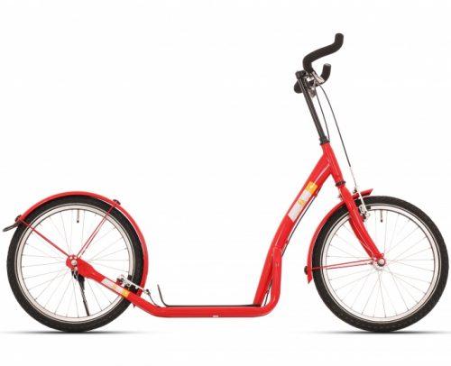 Bike Fun - Step 20 Inch Unisex V-brakes Rood