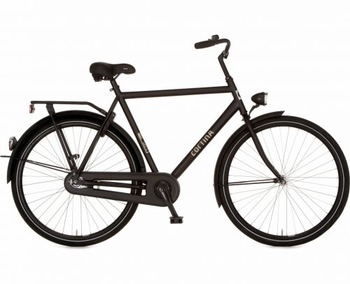 Cortina U1 H51 Black Matt RN