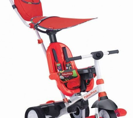 Fisher-price - Charisma 4-in-1 Junior Wit/rood