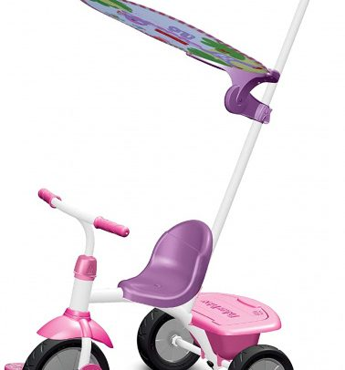 Fisher-price - Driewieler Glee Plus Meisjes Wit/roze