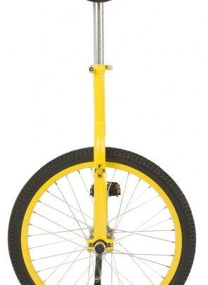 Fun - Eenwieler 20 Inch 46 Cm Unisex Geel