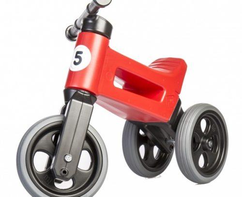 Funny Wheels - Rider Sport Cool Loopfiets Junior Rood