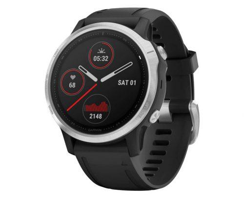 Garmin Fenix 6S Zwart/Zilver Smartwatch