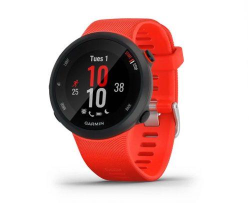 Garmin Garmin Forerunner 45 Rot Smartwatch