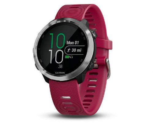 Garmin Garmin Forerunner 645 Rood Smartwatch