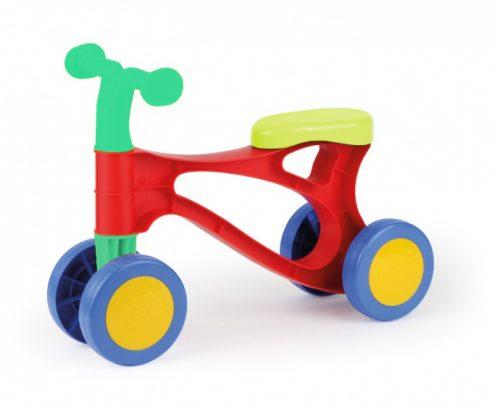 Lena - Loopfiets My First Scooter Junior Rood/groen