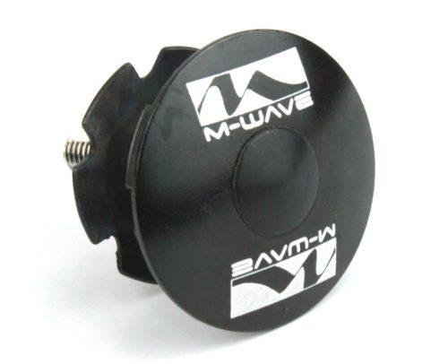 M-Wave Ahead Balhoofd Cap met Klauw - Zwart