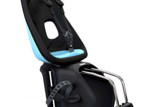 Maxi Achterstoeltje Aquamarine Blue Frame Bevestiging