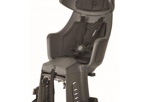 Maxi Exclusive Plus Tour Urban Grey achterstoeltje met Elektrische Fiets Bevestiging