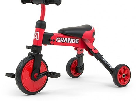 Milly Mally - Grande 2-in-1 Junior Rood