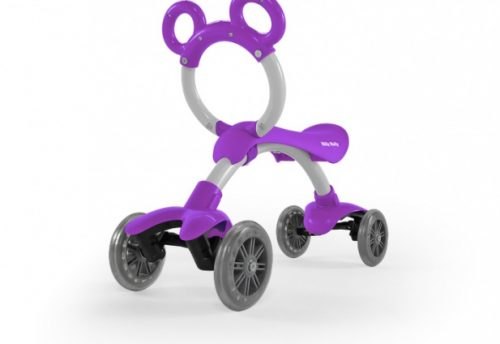 Milly Mally - Orion Flash Loopfiets Junior Paars