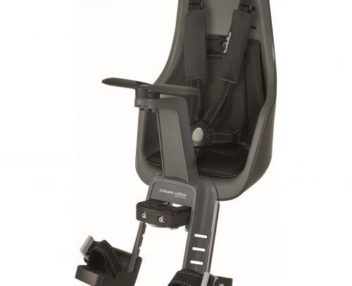 Mini Exclusive Plus Urban Grey Voorstoeltje
