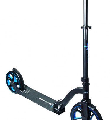 Muuwmi - Scooter Pro 250 Junior Voetrem Blauw/zwart