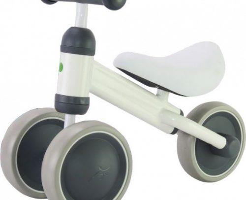 Pexkids - Tri Bike Loopfiets Junior Wit