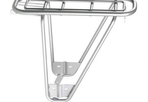 Rack Bagagedrager Easy Fit voor 28 inch Zilver