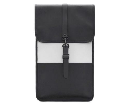 Rains Backpack - Black/Stone