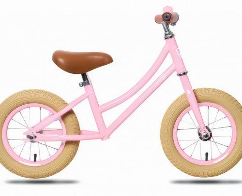 Rebel Kids - Loopfiets Emma 12 Inch Meisjes Roze