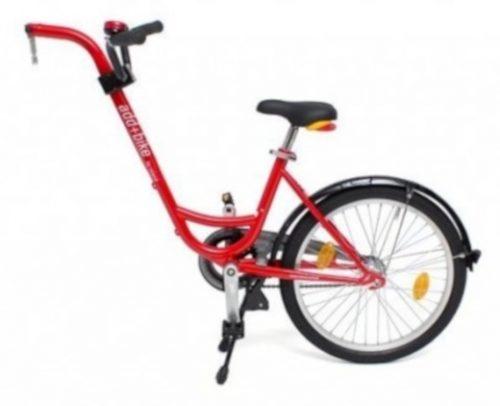 Roland - Aanhangfiets Add+bike 20 Inch 42 Cm Junior Rood