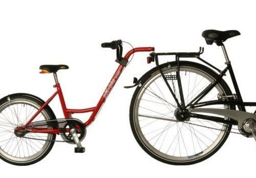 Roland - Aanhangfiets Add+bike 20 Inch Junior 7v Rood