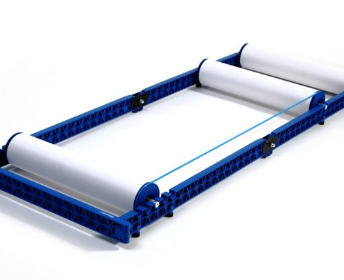 RooDol Track Trainingrollen Blauw