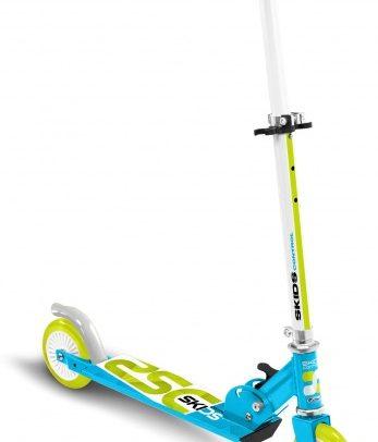 Skids Control - Vouwstep Junior Voetrem Lichtblauw