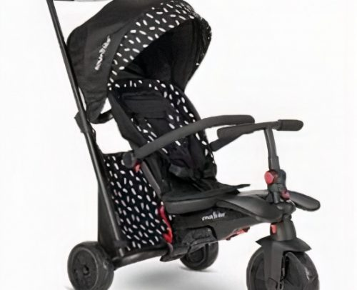 Smartrike - Smartfold 600s Junior Zwart
