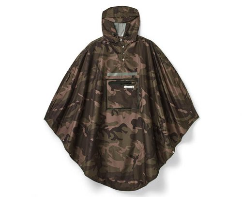 The Peoples Poncho 3.0 - Camo