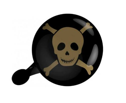 Urban Proof Dingdong Fietsbel - Skull