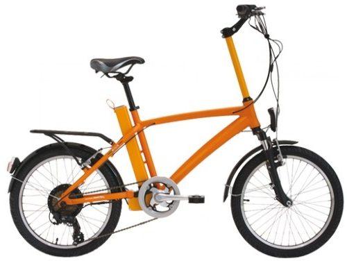 Wayel - Gotham 20 Inch Unisex 7v V-brakes Oranje