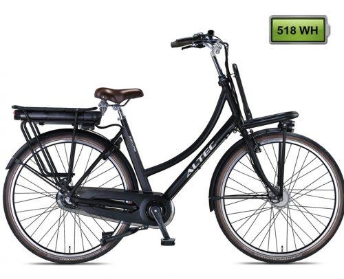 Altec Sakura E-Bike 28 inch 3v Zwart