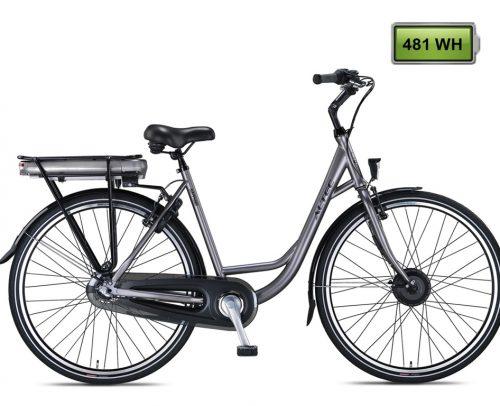 Altec Sapphire E-Bike 28 inch 3v Grijs