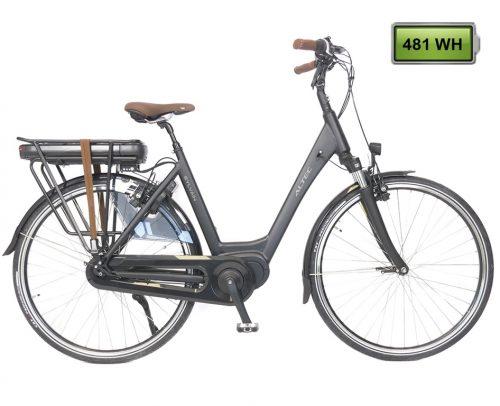 Altec Sylvain E-Bike 28inch 53cm 7v Zwart