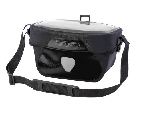 Ortlieb Stuurtas Ultimate Six Free Black - 5L