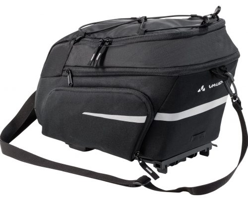 Vaude Bagagedragertas Silkroad Plus 9+7L Black (MIK)