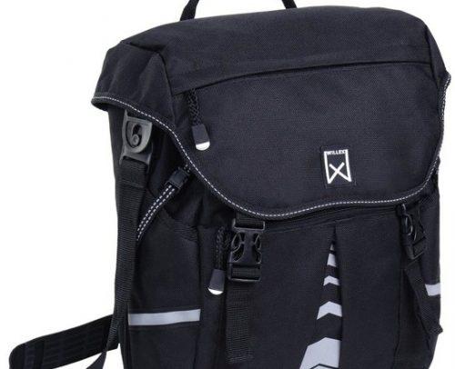 Willex Pakaftas S 1200 10L Zwart